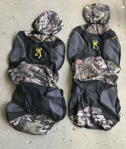 Car Seat Covers Full Set Camo With Floor Mats