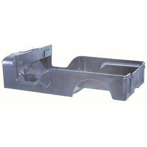 Omix 12002 12 Reproduction Steel Body Tub Fits 56 71 Cj6 Willys