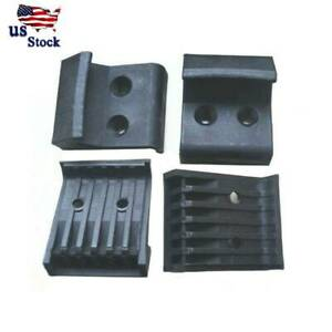 Us 4 Pcs Plastic Inner Jaw Clamps Coats Tire Changer Machine Protector Parts