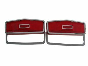 1964 Plymouth Tail Light Lenses