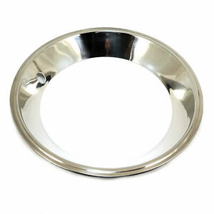 Excalibur 2 1 2 Lip 71 3001 15t Stainless Steeel Rim Trim Ring For 15 Wheels