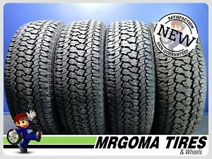 4 New 275 65 18 Kumho Road Venture At51 Tires Dot 2018 2019 275 65r18 2756518