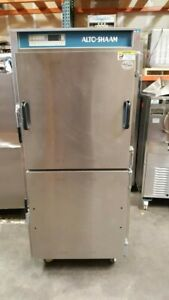 Alto shaam Retherm And Food Holding Oven Model 2800 rtm e Electronic Controls