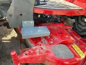 New Tractor Step For Massey Ferguson Gc 17xx With Front End Loader Bolts On