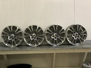 18 Inch Ford F 150 Factory Oem Wheels Center Caps 18x7 5 6x135