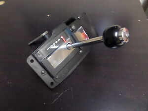 1962 1964 Galaxie 500 Xl Shifter Switch Many Nos Parts Re chromed 1963 62 64