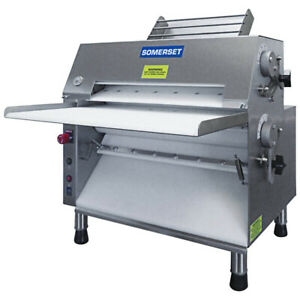 Somerset Cdr 2000 20 Synthetic Dough Roller Front Operation