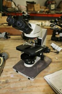 Nikon Labophot 2 Microscope Loaded With Objectives Plan 20 0 4 E100 1 25 Oil