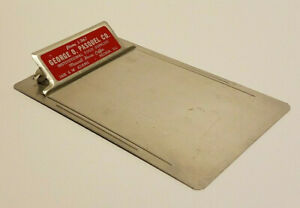 GEORGE PASQUEL Institutional Food Supplies MAXWELL COFFEE Advertising CLIP BOARD