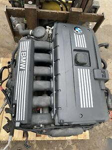 2011 Bmw E92 E93 E90 328i N52 3 0l 6 Cylinder Engine Motor 107k Tested Oem