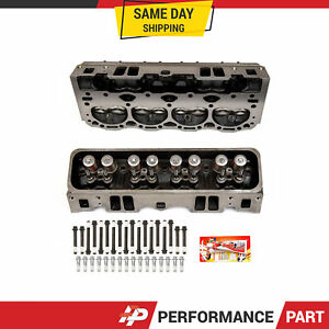 Complete Cylinder Head Head Bolts Fit 96 02 Gmc Chevrolet Cadillac 5 7 Vortec