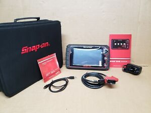Snap On Solus Edge Scanner Newest 2020 Version Euro Asian Dom Eesc320