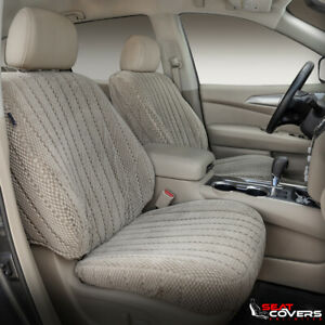 Custom Fit Scottsdale Front Seat Covers For The 2001 2009 Volvo S60