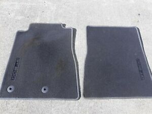 13 Ford Mustang Shelby Gt500 Factory Carpet Front Floor Mats