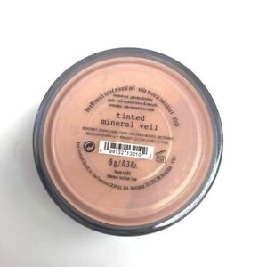 BareMinerals Tinted Mineral Veil Finishing Face Powder 9g Full Size $8.95