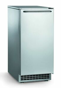 Ice o matic Gemu090 Pearl Self contained Ice Machine With Air Condensing Unit