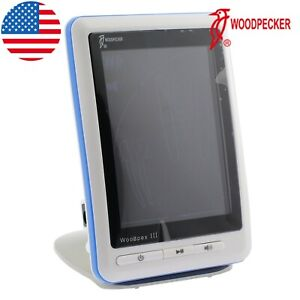 100 Woodpecker Dental Apex Locator Root Canal Endodontic Lcd Finder Woodpex Iii