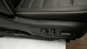 Acadia 2020 Seat Set 2 Front Buckets Black Leather 2050959