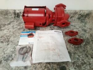 Armstrong Pumps Inc 174035mf 113 1 6 Hp 1800 Rpm 115v Hot Water Circulating Pump