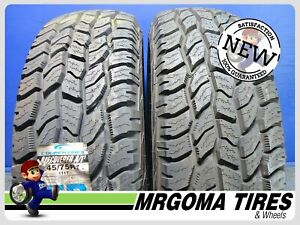 2 New 245 75 16 Cooper Discoverer A T3 Tires 111t 245 75r16 2457516