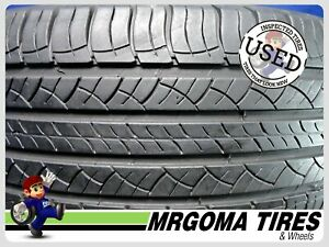 1 Michelin Latitude Tour Hp 275 60 20 Used Tire 67 Rmng 114h 2756020