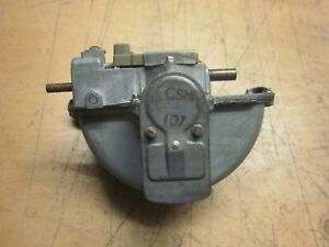 1949 50 Ford Closed Convertible Trico Wiper Motor