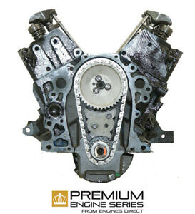 Chevrolet 3 1 191 Engine Lumina Apv New Reman Oem Replacement 90 93