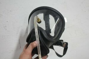 Msa Ultra Elite 7 934 5 Size Small Full Face Mask Ported For Fit Testing