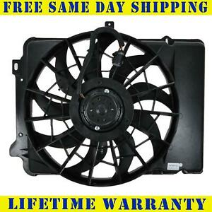 Radiator Condenser Fan For Ford Mercury Fits Taurus Sable 3 8l V6 Fo3115114