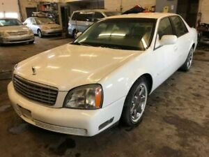 Driver Front Seat Bench Bucket Leather Electric Fits 04 05 Deville 84244