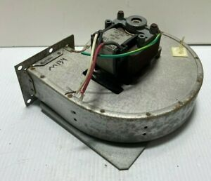 Bomax Type B tp Exhaust Fan Blower Motor Assembly 911 7203 Used m134