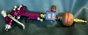 Devilbiss Sri Pro Smart 1 0 Minijet Spray Gun Hs10 Genuine