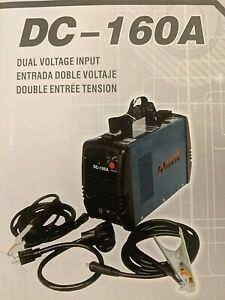 Amico Power Dc Inverter Welder 110 230v Dual Voltage Igbt Welding Machine 160 Am