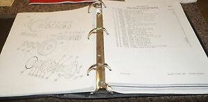 Case 870 Agri king Tractor S n 8675001 After Parts Catalog Manual Book