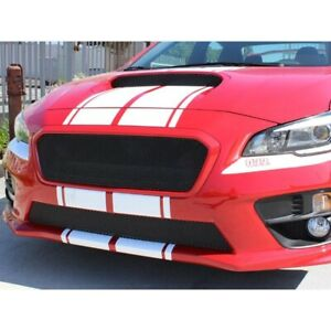 Grillcraft Hood Scoop Mesh Grille Insert For 2015 2017 Subaru Wrx Sti
