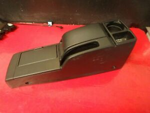 06 07 Mazda 5 Front Center E Parking Brake Cup Holder Console Oem Black