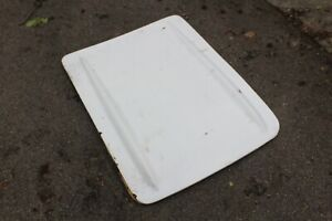 1959 1962 Corvette Reproduction Hand Laid Fiberglass Hood
