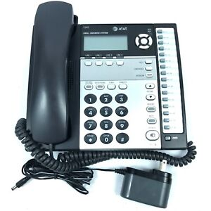 At t 1040 4 line Intercom Paging Small Business Office Phone 5 d2