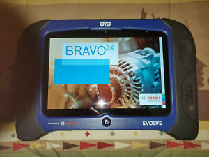 Otc 3896 Bosch Evolve Diagnostic Scan Tool Used