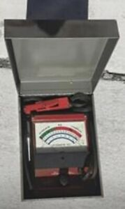 Battery And Alternator Tester With Case