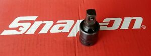 Snap On Tools 1 2 Drive Locking Button Ball Swivel Impact Universal Joint Ip80d