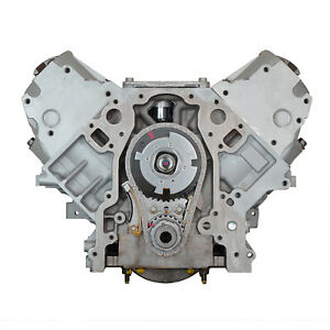 Chevy 5 3 10 12 Complete Remanufactured Engine