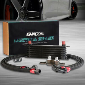 7 Row An10 Engine Oil Cooler Kit For 2006 2012 Bmw Mini Cooper S Turbo R56