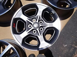 1 2020 Jeep Gladiator Oem Factory 17 Wheel Rim Wrangler Rubicon Jk Jl 5x5
