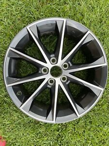 18 Toyota Camry Xse Se 2015 2016 2017 Factory Oem Rim Wheel 75172 Charcoal