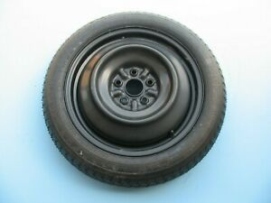 12 13 14 15 16 Toyota Camry 17 Spare Tire Rim Wheel Donut Compact Used 155 70 17