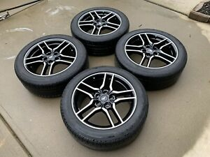 2018 Ford Mustang Gt Wheels And Tires Oem 18