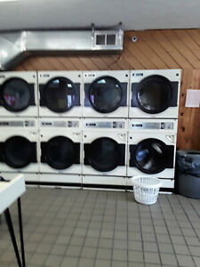 5 adc 7 Matag Adc Commercial Coin op Stack Dryers 1 Of Each For Parts