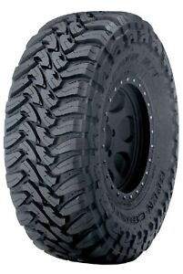 4 New 35x13 50r20lt Toyo Open Country Mt 126q 35 13 5 20 Mud Terrain Tires