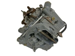 1967 Corvette 3810 Holley Carb Core Service Dated